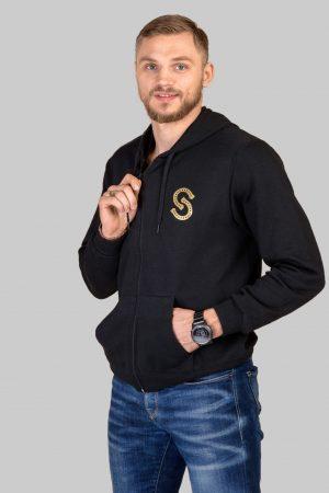 SVlines_Sport_Style_No.1_ Vyriškas_džemperis_su_gobtuvu_ir_užtrauktuku_1